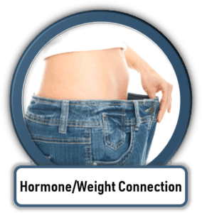 Hormone Weight Connection