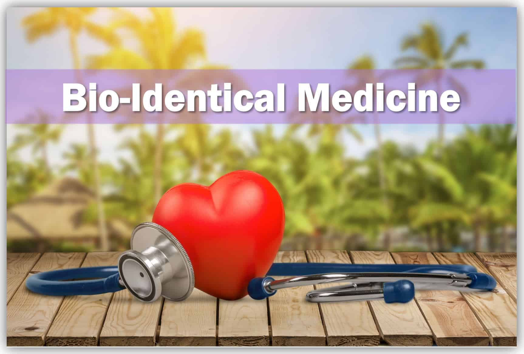 Bioidentical medicine